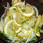 recette Sauce citron