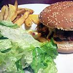 recette HAMBURGER MAISON, meilleur qu'un macdo haha !!