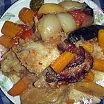 recette couscous au poulet