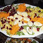 recette salade simple et facile