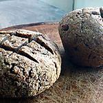 recette Pain de seigle aux graines