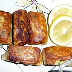 recette Bricks au thon