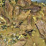 recette Filets de canard au gingembre (basée sur une recette de jeanmerode)