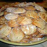 recette Amaretti Aux Écorces D'Oranges Confites