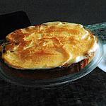 recette tarte aux citrons meringuée avec sa pate sablée aux amandes