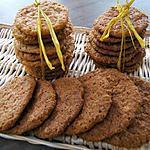 recette Anzacs ou biscuits au Golden Syrup