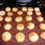 recette petites boules coco cannelle