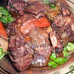 recette Plat de cote de boeuf au cahors