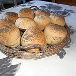 recette Petit pain au graine de pavot