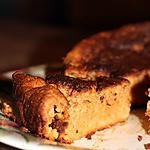recette Gâteau à l'orange et à la carotte