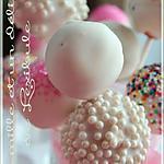 recette ~Cakes pops aux cerises~