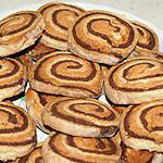 recette Biscuits diamants tricolores