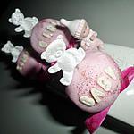 Mes pop cakes de Naissance