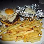 recette Assiette burger scotty