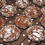 recette Biscuits craquelés