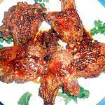 recette Cotes d agneau marinées et grillées