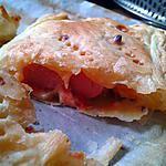 recette Feuilletés hot dog