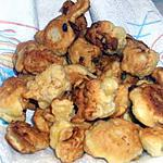 recette BEIGNETS DE CHOU-FLEUR