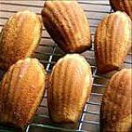 madeleines salées pour apéritif