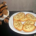 recette mes langue de chat maison vanille au éclats de pistache