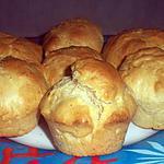 recette mini brioche épicé à la boulangère