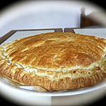 recette GALETTE DES ROIS OU FRANGIPANE