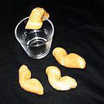 recette biscuits de l'amitié(tradition chinoise)