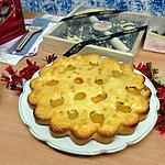 recette Gâteaux aux abricots et mascarpone