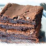 recette Brownie de martha Stewart