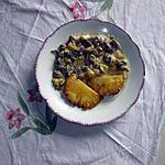 recette filet de porc ou poulet a l ananas noix de coco
