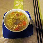 recette soupe asiatiquedu blog aux plaisirs gourmands de joyce