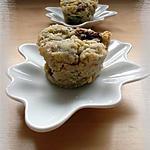 recette Muffins aux tomates séchées & à la Fourme d'Ambert