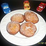 recette vrai beignet nutella