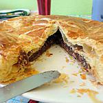 recette galette des roi au chocolat