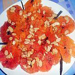 recette INSALATA  D'ARANCIA  (SALADE D'ORANGE)