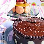 recette Carroussel gourmand (entremet mousse au chocolat et crème brûlée)