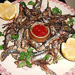 Sardines au cumin et paprika