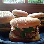 recette Burger maison du samedi soir