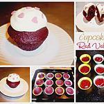 recette Red Velvet Cupcake