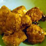 recette boulettes de veau au comté et aux noix