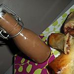 recette Nems banane nutella et sa sauce carambar