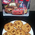 recette cookies miel vanillé aux cacahuète caramélisé