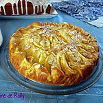 recette Moelleux aux pommes et mascarpone