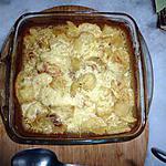 recette gratin de pomme de terre à l ail hummmmm trop bon