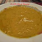 recette Potage de poireaux 2