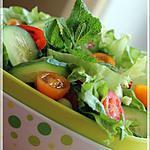 recette ~Salade verte~