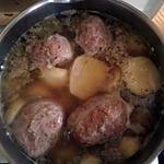 recette Crépinettes (ou boulettes) aux pommes de terre
