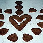 Spéculoos spécials Saint Valentin