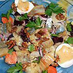 Salade scandinave