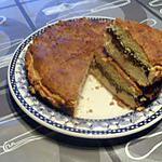 recette Gateau breton à la crème de pruneaux